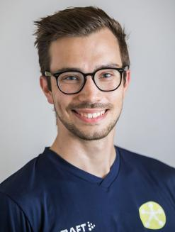 Emil Pohjankoski UniSport Massage Therapist